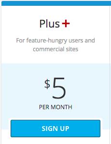 Akismet Upgrade - Select Plus